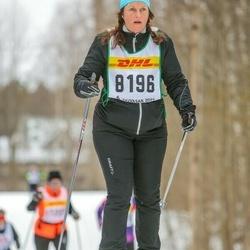 Skiing 30 km - Cecilia Frödén Olofsson (8196)