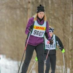 Skiing 30 km - Emelie Johansson (9607)