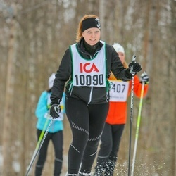 Skiing 30 km - Agneta Guilotte (10090)