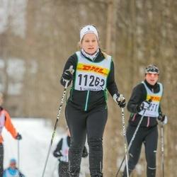 Skiing 30 km - Elenore Holström (11262)