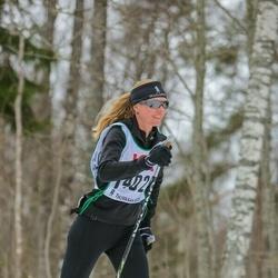 Skiing 30 km - Aira Heissler (14025)