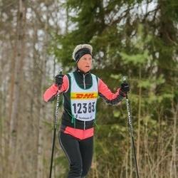Skiing 30 km - Sofia Hofström (12383)