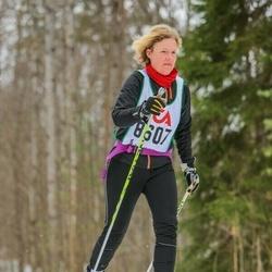 Skiing 30 km - Carina Svensson (8607)