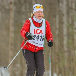 Skiing 30 km - Margareta Wendelhed (12418)