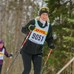 Skiing 30 km - Lena Högström (9051)