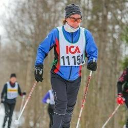 Skiing 30 km - Anna Bengtsson (11152)