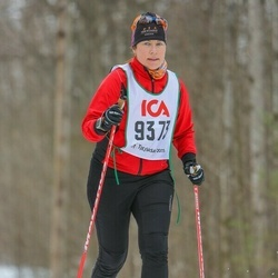 Skiing 30 km - Anette Flinke (9373)