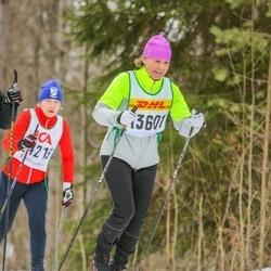 Skiing 30 km - Åsa Lundsgård-Spängs (13601)