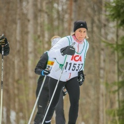 Skiing 30 km - Jeanette Larsson (11537)