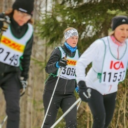 Skiing 30 km - Maja Lundin (13058)