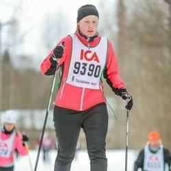 Skiing 30 km - Karin Jansdotter (9390)