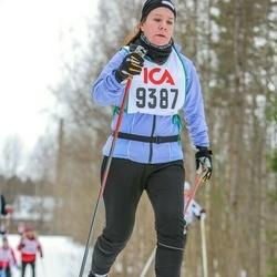 Skiing 30 km - Inga-Lill Bill (9387)