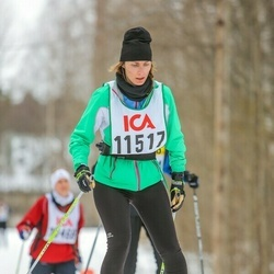 Skiing 30 km - Victoria Klingenstierna (11517)