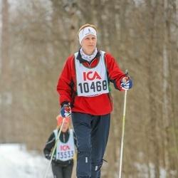 Skiing 30 km - Alexandra Omberg (10468)