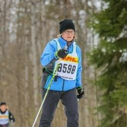 Skiing 30 km - Marie Mellström (8598)