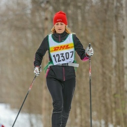 Skiing 30 km - Jessica Jonsson (12307)