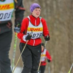 Skiing 30 km - Agneta Wallberg (13076)