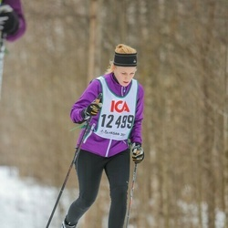 Skiing 30 km - Petra Lindqvist (12499)