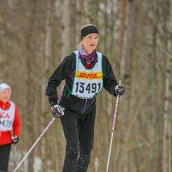 Skiing 30 km - Eva Halvarsson (13491)