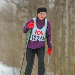 Skiing 30 km - Jenny Bååth (12245)