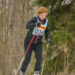 Skiing 30 km - Jennie Juneberg (15249)