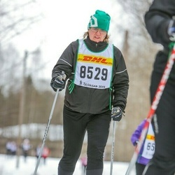 Skiing 30 km - Åsa Wiklund (8529)