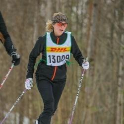 Skiing 30 km - Frida Åhsberg (13009)