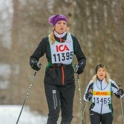 Skiing 30 km - Caroline Wiman (11395)