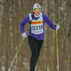 Skiing 30 km - Caroline Augustsson (13236)