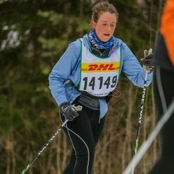 Skiing 30 km - Agnes Sundberg (14149)