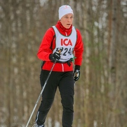 Skiing 30 km - Christina Johnsson Schön (12246)