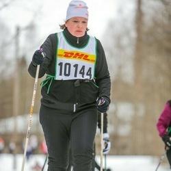 Skiing 30 km - Catharina Forslund (10144)