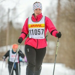 Skiing 30 km - Emelie Eriksson (11057)