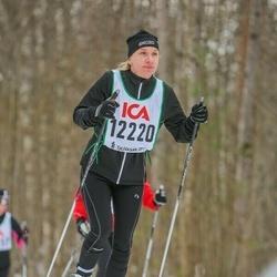Skiing 30 km - Elin Remmegård (12220)
