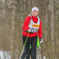 Skiing 30 km - Elsa Gustafsson (12536)