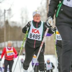 Skiing 30 km - Jeanette Ellene (8495)