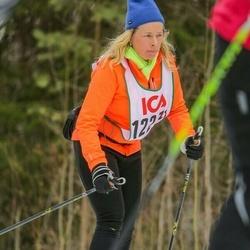 Skiing 30 km - Carin Lindberg (12231)
