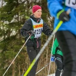 Skiing 30 km - Charlotte Göransson (12384)