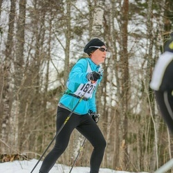 Skiing 30 km - Cecilia Odhner (16239)