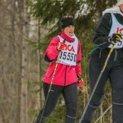Skiing 30 km - Elisabet Gidlund (15550)