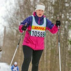 Skiing 30 km - Jenny Jönsson (10589)