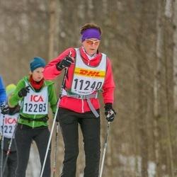 Skiing 30 km - Christina Persson Lundberg (11240)