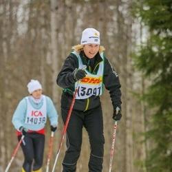 Skiing 30 km - Christina Gyllhag (13097)