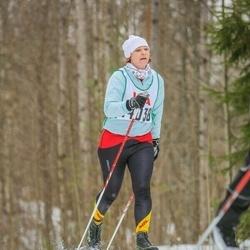Skiing 30 km - Jenny Mitts (14038)