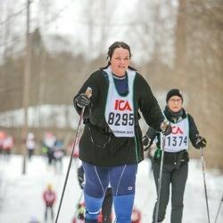 Skiing 30 km - Cathrine Løvbrenden (8295)