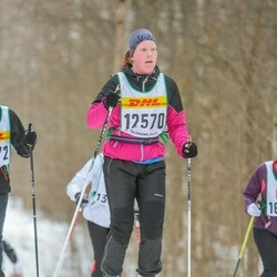 Skiing 30 km - Frida Henriksson (12570)