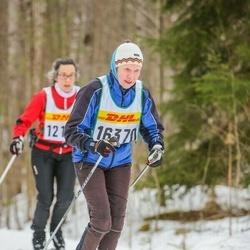 Skiing 30 km - Marju Dahmoun (16370)