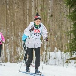 Skiing 30 km - Berit Lindholm (13122)