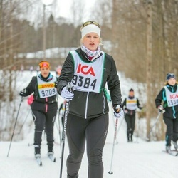 Skiing 30 km - Therese Jonsson (9384)