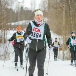 Skiing 30 km - Therese Jonsson (9384)